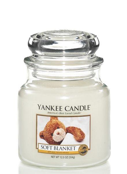 Yankee Candle Yankee Candle Soft Blanket Medium Jar