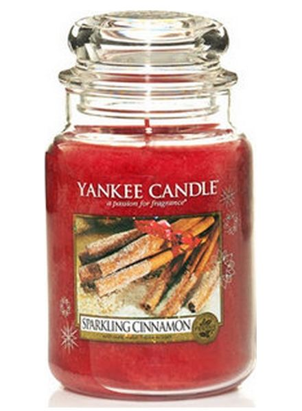 Yankee Candle Yankee Candle Sparkling Cinnamon Large Jar