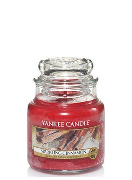 Yankee Candle Yankee Candle Sparkling Cinnamon Small Jar