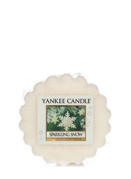 Yankee Candle Sparkling Snow Tart