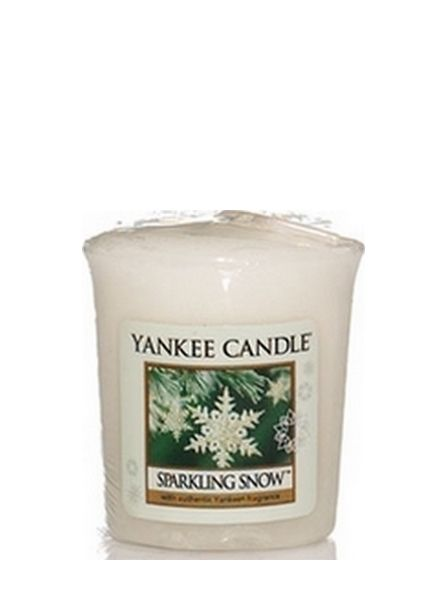 Yankee Candle Yankee Candle Sparkling Snow Votive