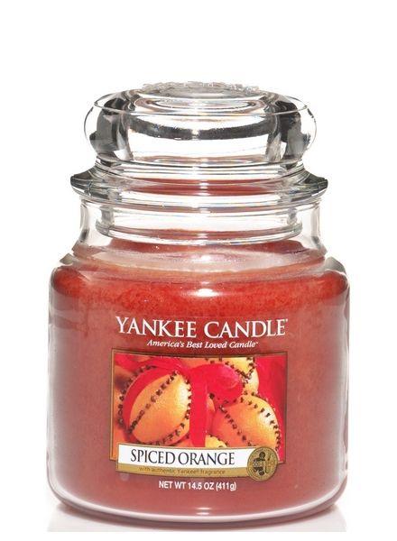Yankee Candle Yankee Candle Spiced Orange Medium Jar