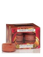 Yankee Candle Spiced Orange Theelichten
