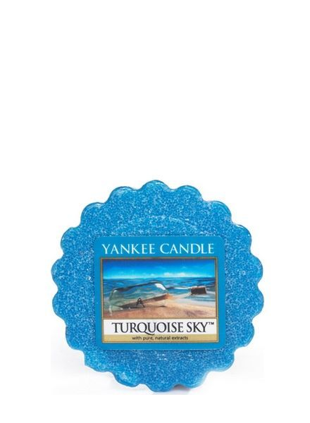 Yankee Candle Turquoise Sky Tart