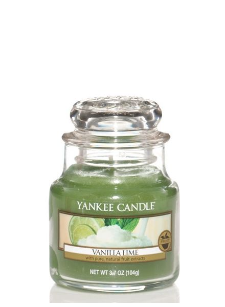 Yankee Candle Yankee Candle Vanilla Lime Small Jar