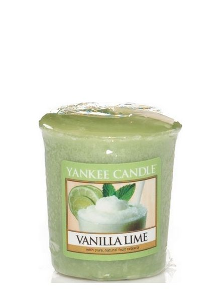 Yankee Candle Yankee Candle Vanilla Lime Votive