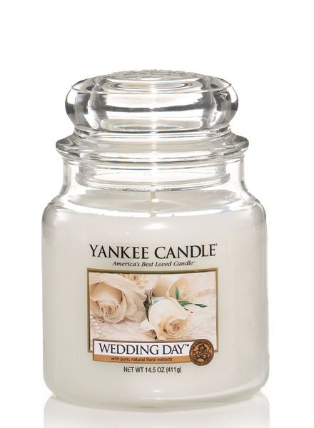 Yankee Candle Yankee Candle Wedding Day Medium Jar