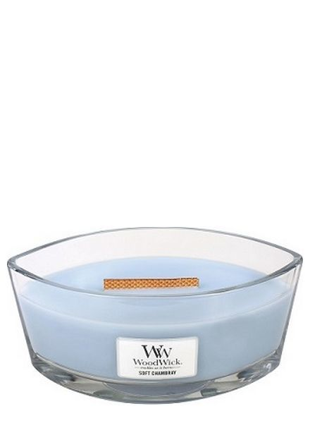 Woodwick Ellipse Soft Chambray