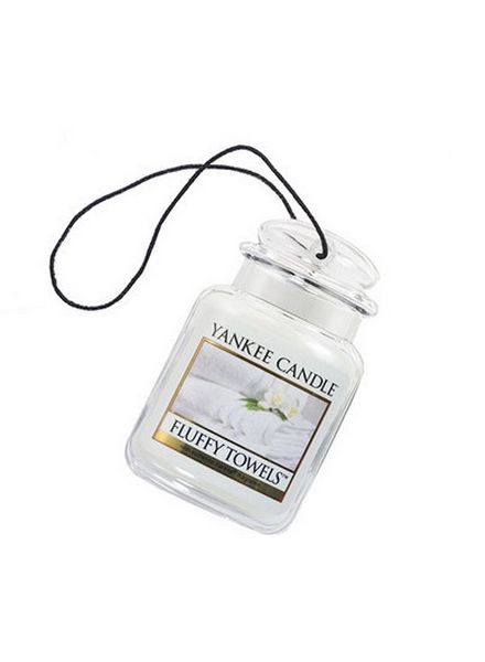 Yankee Candle Car Jar Ultimate Fluffy Towels