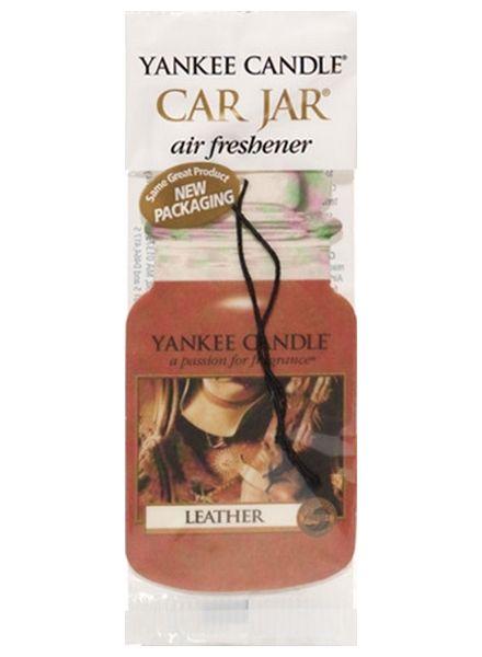 Car Jar Leather
