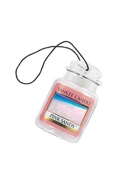 Yankee Candle Yankee Candle Car Jar Ultimate Pink Sands