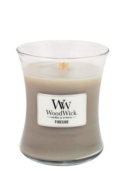 Woodwick Medium Fireside