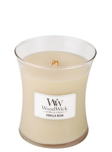 Woodwick Medium Vanilla Bean