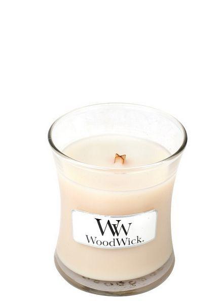 Woodwick Mini Vanilla Bean