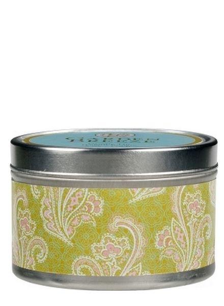 Greenleaf Candle Tin Garden Breeze