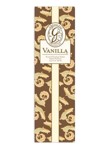 Greenleaf Geurzakje klein Vanilla