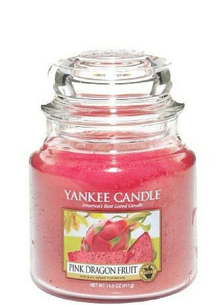 Yankee Candle Pink Dragon Fruit Medium Jar