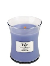 Woodwick Medium Lavender Spa