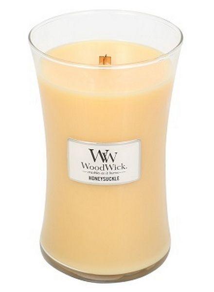 Woodwick Large Honeysuckle
