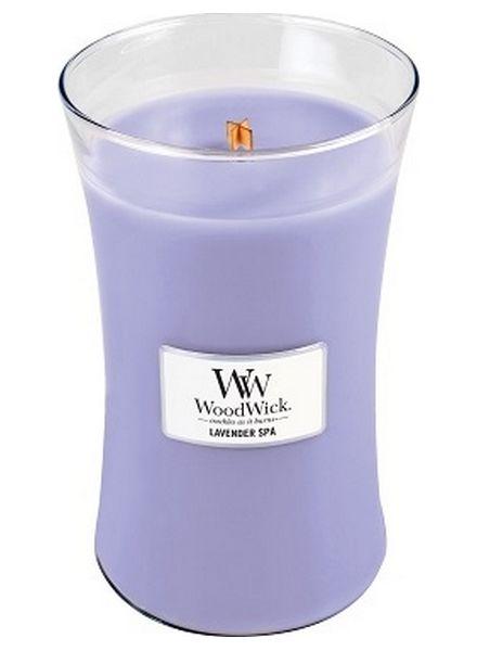 Woodwick WoodWick Large Lavender Spa