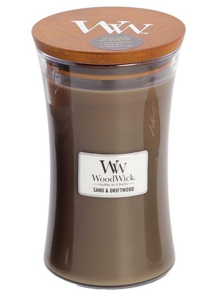 Woodwick WoodWick Large Sand & Driftwood