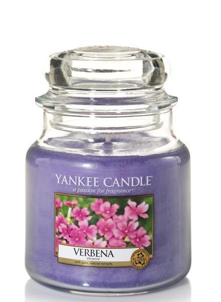 Yankee Candle Yankee Candle Verbena Medium Jar