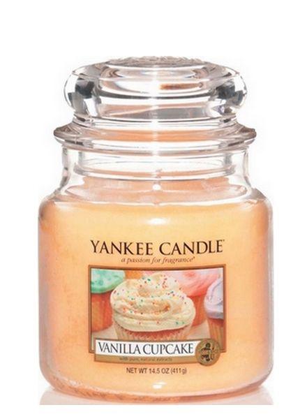 Yankee Candle Yankee Candle Vanilla Cupcake Medium Jar