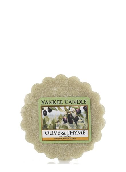 Yankee Candle Yankee Candle Olive & Thyme Tart