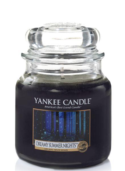 Yankee Candle Yankee Candle Dreamy Summer Nights Medium Jar