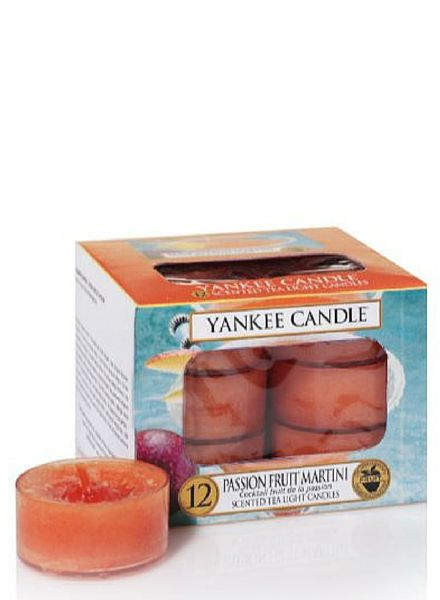 Yankee Candle Yankee Candle Passion Fruit Martini Theelichten