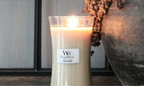 Woodwick Large Candle