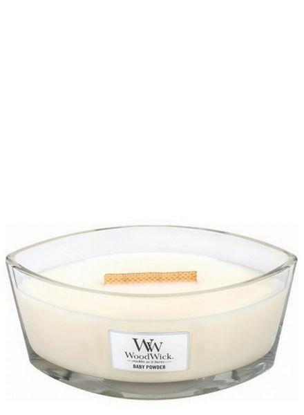 Woodwick WoodWick Hearthwick Flame Ellipse Baby Powder