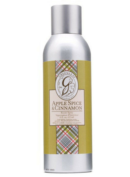Greenleaf Roomspray Apple Spice & Cinnamon
