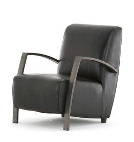 Buffel leren fauteuil Como