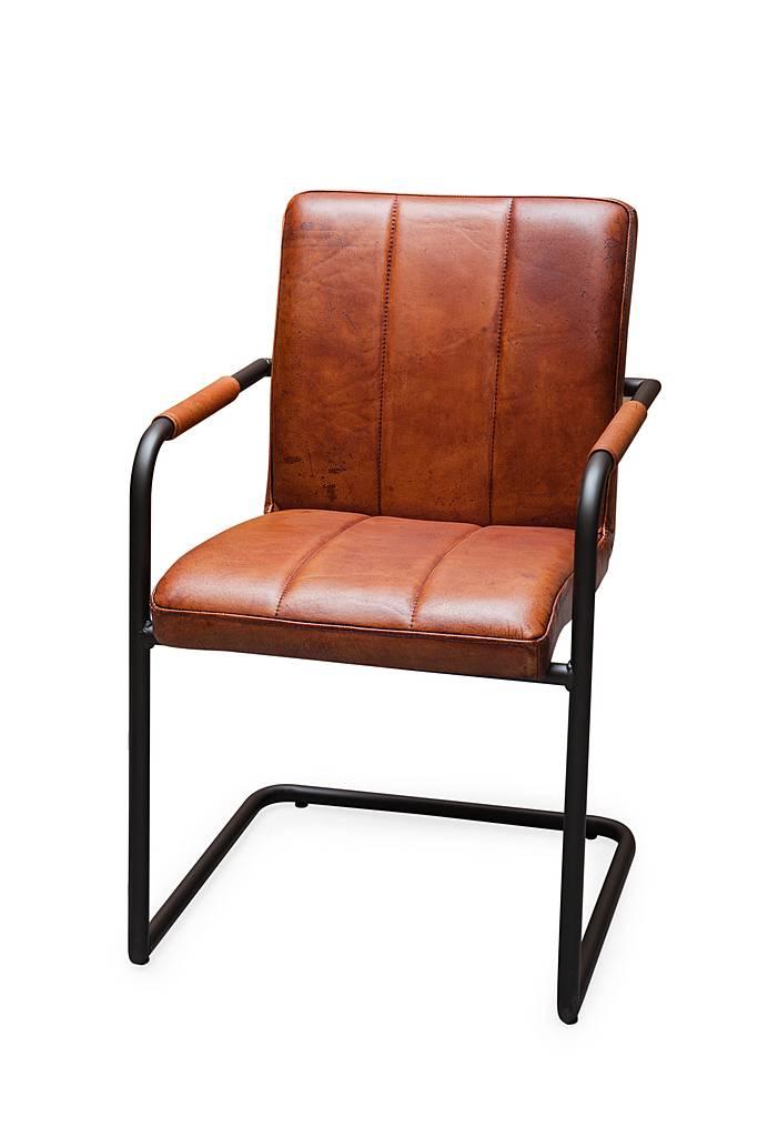 Leren stoelen Gratis bezorgen Zitze & Zo