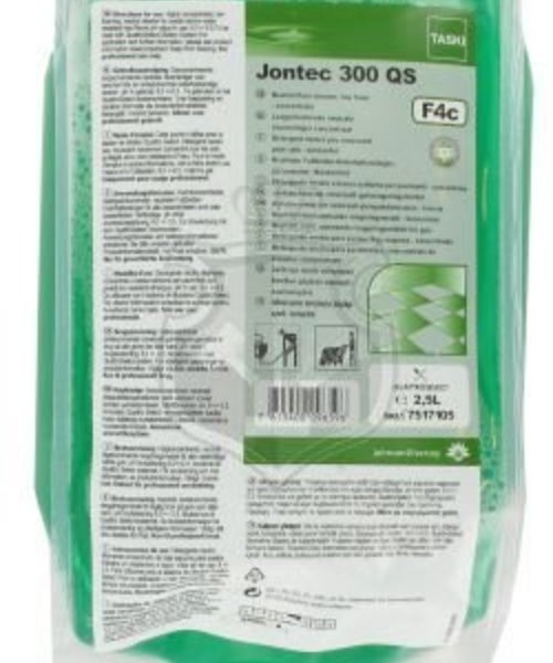 Diversey Jontec 300 Quattro Select 2 x 2,5 ltr
