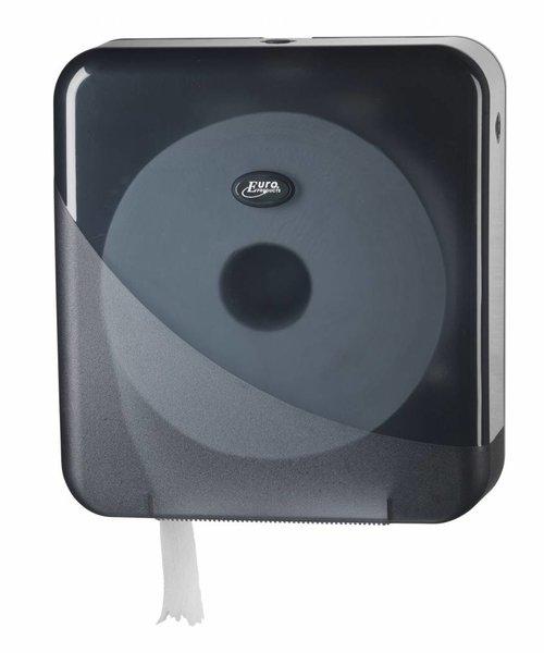 Euro Products Pearl Black Maxi Jumbo Toiletroldispenser