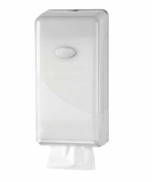 Euro Products Pearl White Bulkpack Dispenser
