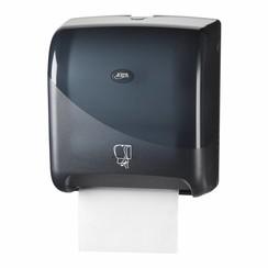 Pearl Black Handdoekautomaat Tear & Go Euro Motion