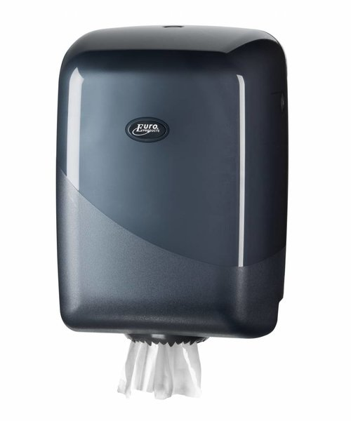 Euro Products Pearl Black Midi Dispenser