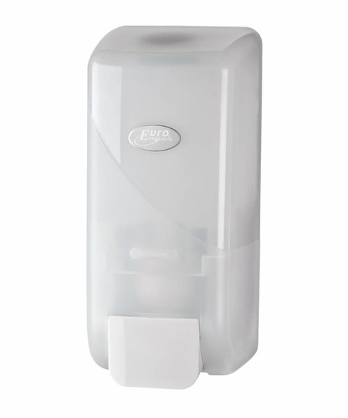 Euro Products Pearl White Foam Zeep Dispenser Bag-in-box