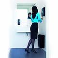 Euro Products Pearl Black Minifold Handdoekdispenser