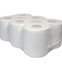 Handdoekrol 2 lgs Recycled 6 stuks
