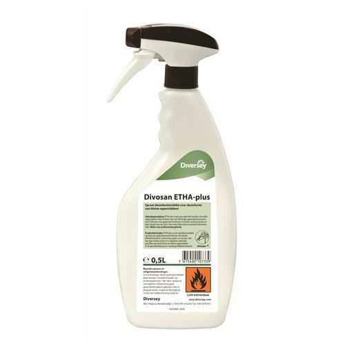 Diversey Divosan Etha-Plus - 12 x 500 ml