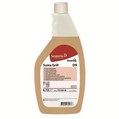 Suma Grill D9 - Flacon + Schuimlans - 3 x 2 x 750 ml