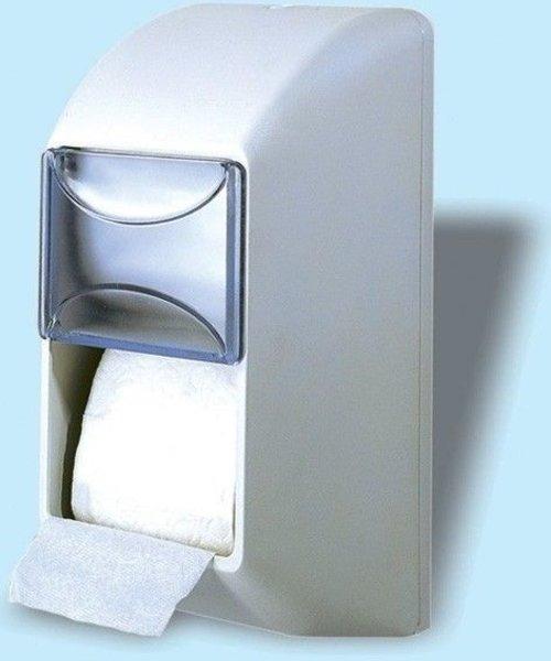 PlastiQline Toiletrolhouder 2-rols