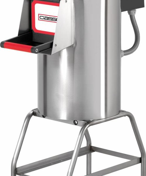 Casselin Aardappelschilmachine 10 kg