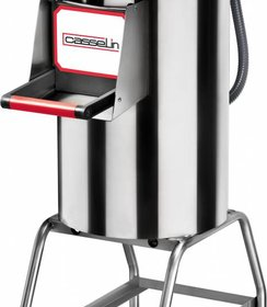 Aardappelschilmachine 18 kg