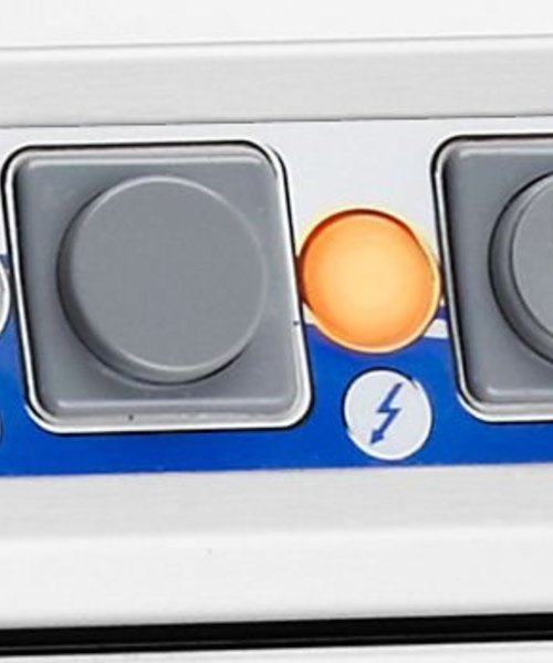 Casselin Glazenwasmachine 350 met afvoerpomp
