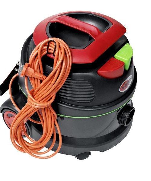 Nilfisk-Viper Stofzuiger 15 liter 880 Watt met Eco stand